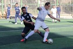 «ساری» قهرمان مسابقات مینی فوتبال شهرداری های کشور شد