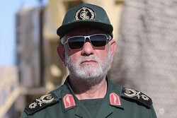 IRGC Aerospace fully providing Iran's airspace security
