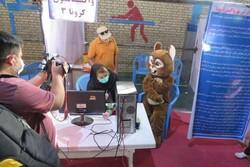 کمپین حمایتی دعوت مردم به واکسیناسیون توسط جشنواره تئاتر مریوان