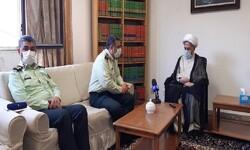 امنیت کشور مرهون تلاشهای نیروی انتظامی است