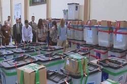 چند صندوق رای در سراسر عراق هنوز شمارش نشده است؟