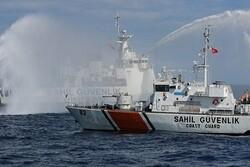 Türkiye'den Ege Denizi'nde askeri tatbikat