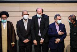تہران کے نئے گورنر کی معرفی کی تقریب منعقد