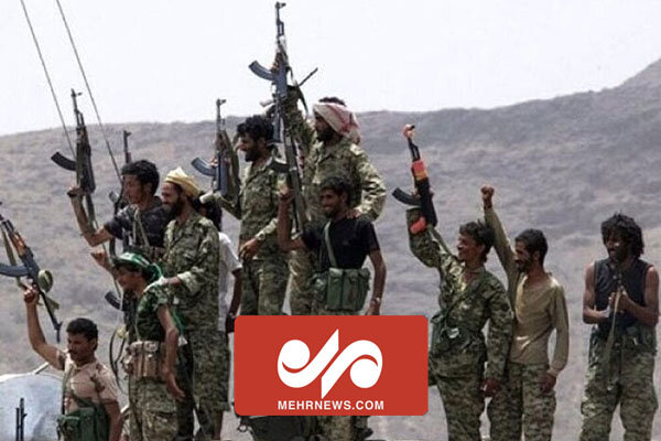پیشروی نیروهای انصارالله یمن در عملیات فجر پیروزی