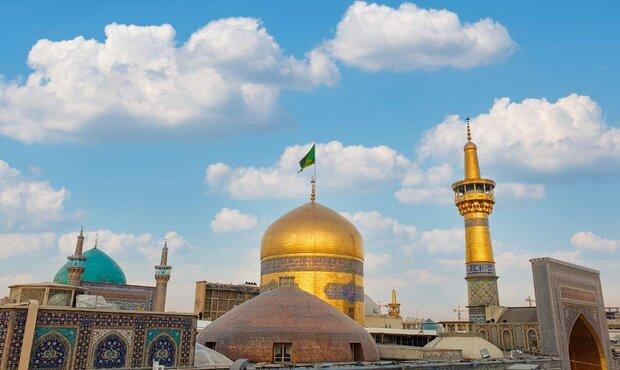 امکان دسترسی زائران حرم امام رضا(ع) به ضریح مطهر فراهم شد