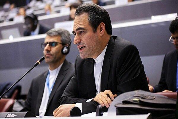 Iran blasts Israel for disseminating false accusations