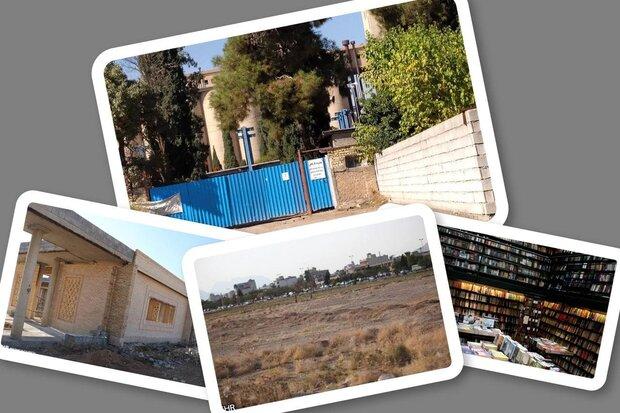 پروژههای فرهنگی شیراز خاک میخورند