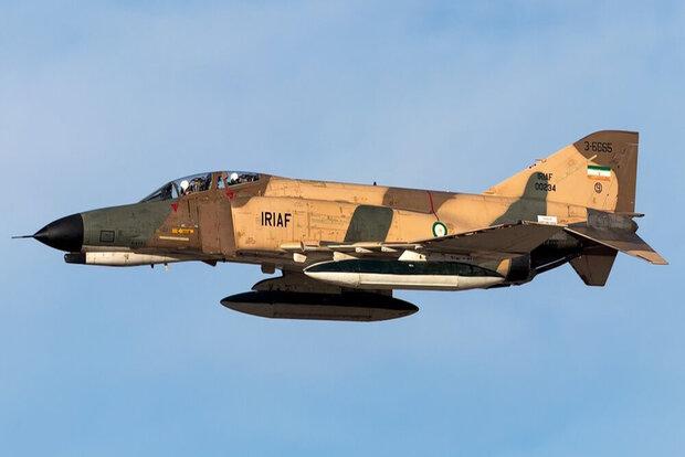 روایتی از وحشت خلبان آمریکایی هنگام عبور فانتوم ایرانی از روی ناوآمریکایی