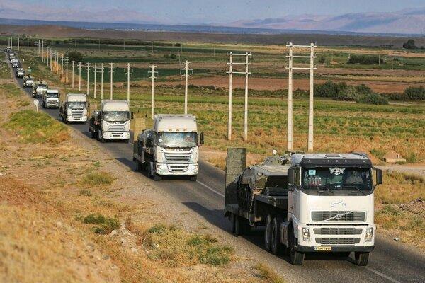 ۲ راننده کامیون ایرانی از جمهوری آذربایجان آزاد شدند