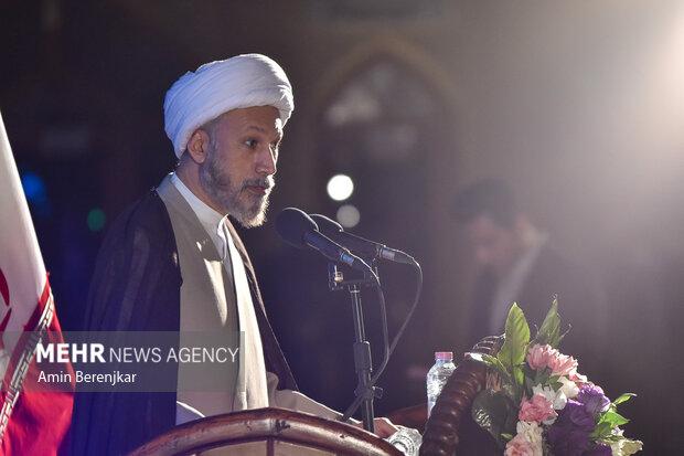 آیین بزرگداشت حافظ با حضور وزیر فرهنگ و ارشاد اسلامی در شیراز