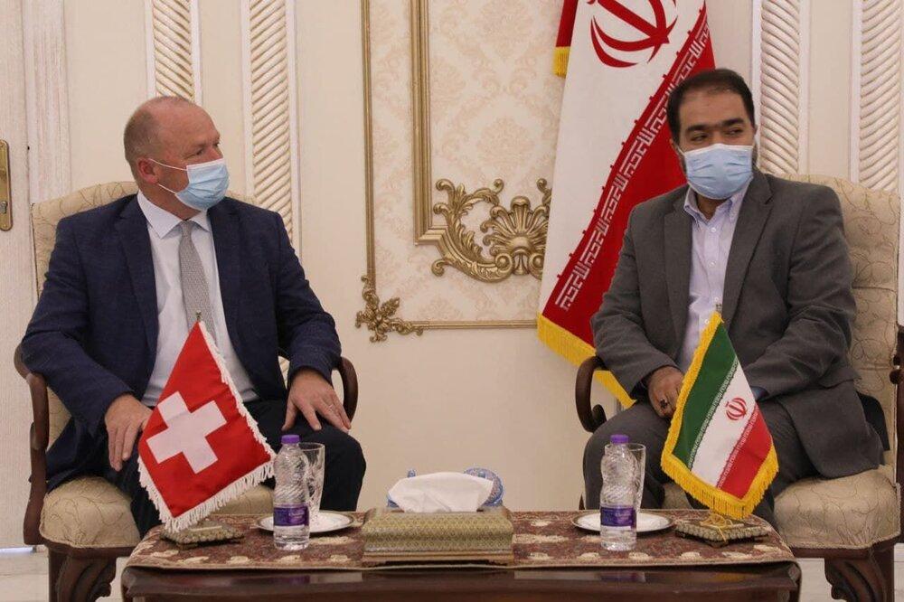 درصدد اعزام گردشگران سوئیسی به اصفهان هستیم