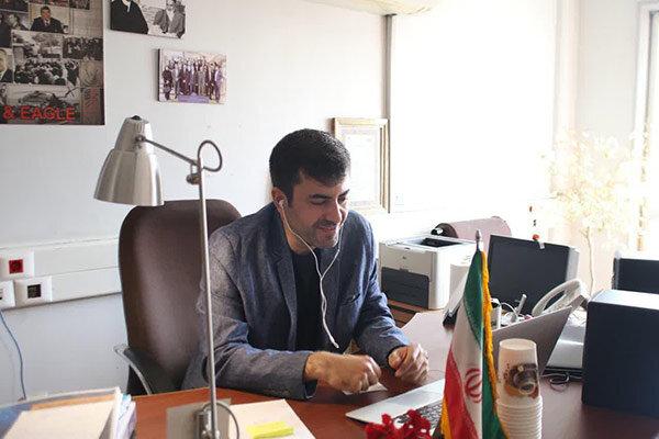 احسان کاوه قائم مقام رئیس شبکه پرس تی وی شد