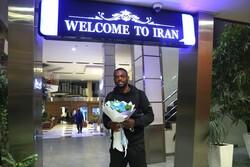 بازیکن دانمارکی مد نظر استقلال وارد تهران شد
