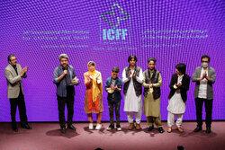 الحفل الختامي للمهرجان السينمائي الدولي للأطفال واليافعين/ بالصور