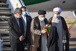 President Raeisi's trip to Fars Province