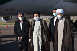 Cumhurbaşkanı Reisi'den Fars eyaletine ziyaret