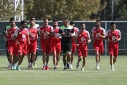 برسبوليس يتأهب لمواجهة نادي الهلال السعودي