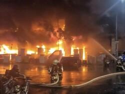 تائیوان میں 13 منزلہ رہائشی عمارت میں آتشزدگی سے 46 افراد ہلاک
