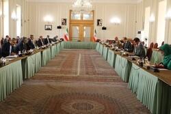 İran ve AB arasındaki istişare görüşmeleri Tahran'da gerçekleştirildi