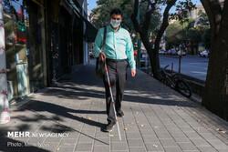۳۰۰۰ نفر از معلولان ایلامی دارای مشکلات بینایی هستند