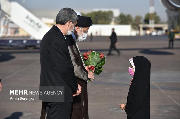 سفر ریس جمهور به شیراز