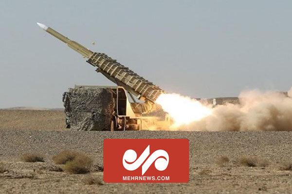"""İran """"3-Horadad ile Tebes"""" sistemlerini başarıyla test etti"""