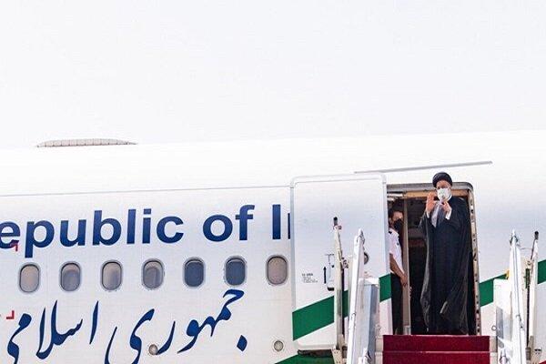 الرئيس الايراني يبدا جولته في محافظة فارس