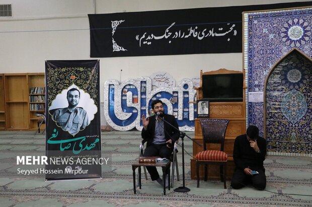 مجلس ترحیم مدیر سابق خبرگزاری مهر خراسان رضوی در دانشگاه فردوسی