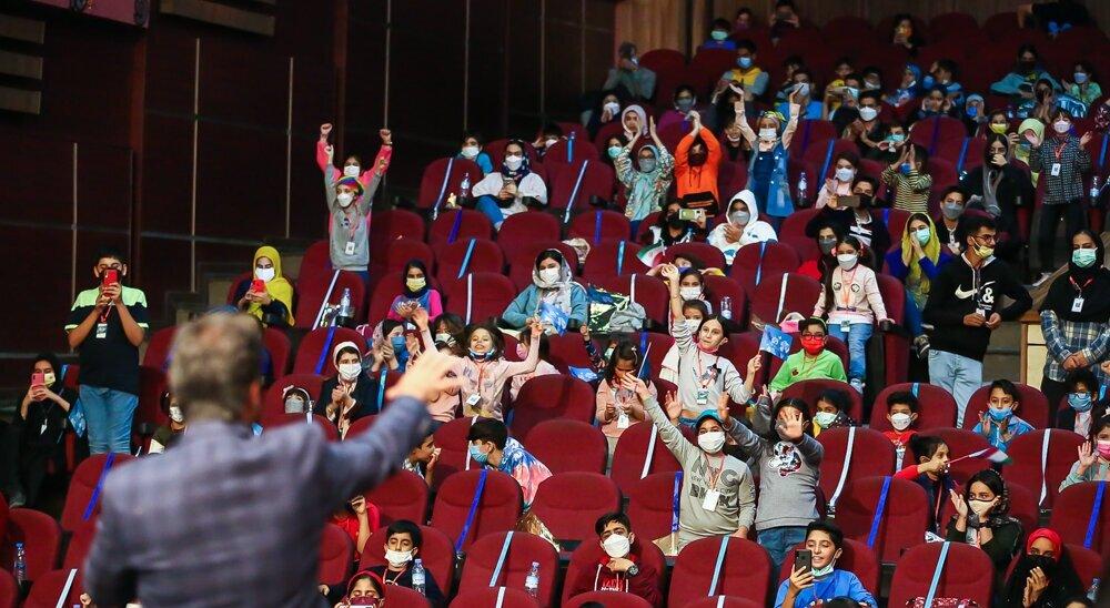 فیلم کودک از نگاه کودک و نوجوان