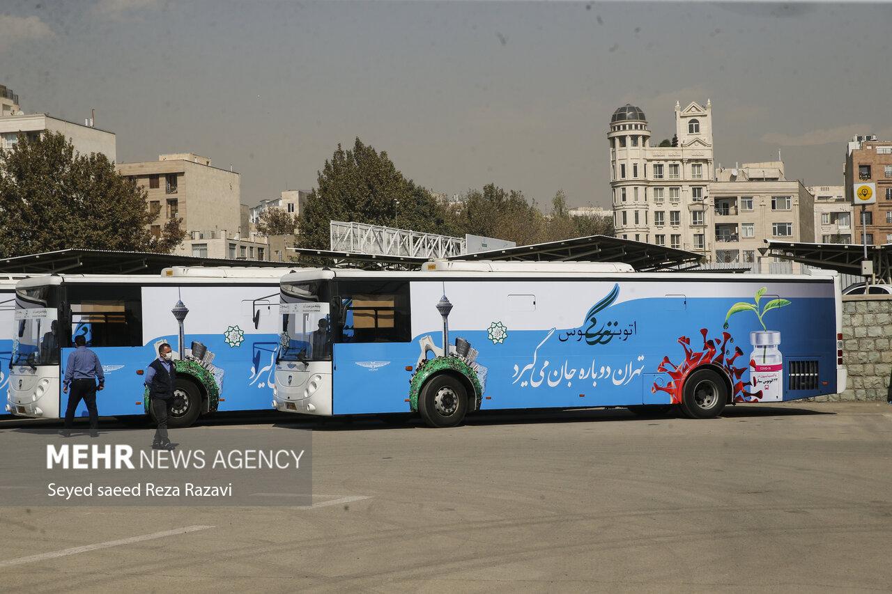 بیش از ۲ و نیم میلیون تزریق واکسن کرونا در مراکز شهرداری تهران