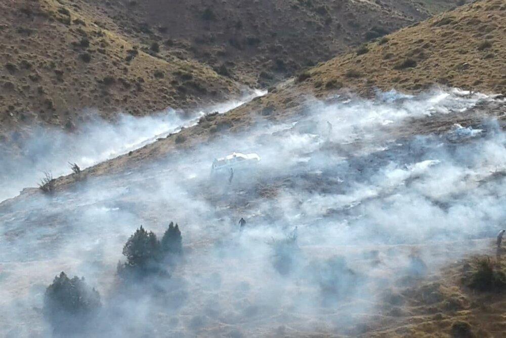 حريق،طبيعي،منابع،طبيعت،وقوع،شهرستان،آموزشي،اطفا