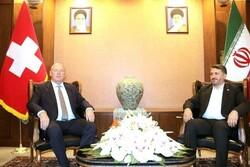 Iran's Yazd, Switzerland discuss expansion of cooperation