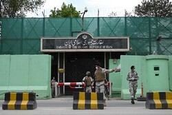 Iran embassy condemns attack on Kandahar's Shia mosque