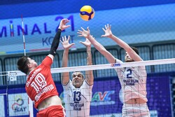 Foolad crowned champions of Asian Club Volleyball C'ship