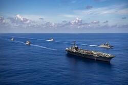 Rusya-Çin tatbikatı sırasında ABD savaş gemisi gerilimi