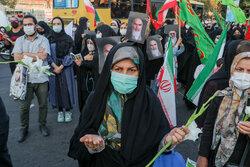 تبریز کے شہریوں کا امام زمانہ (عج) کے ساتھ تجدید عہد