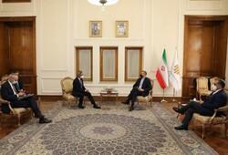 Emir Abdullahiyan, Avusturya Dışişleri Bakanlığı Genel Sekreteri ile görüştü