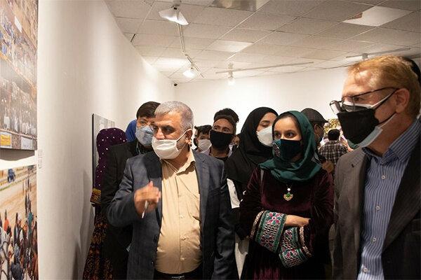 نمایش چهره رنجور نه غمانگیز مردم افغانستان/ خوانش جدید آثار هنری