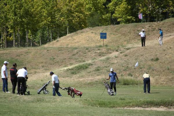 برگزاری مسابقات قهرمانی کشور گلف آقایان با حضور 100 ورزشکار