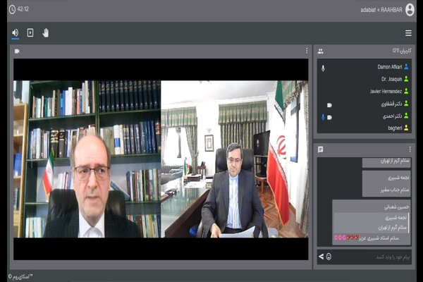 ابنمقفع دانش ایرانیان را به اعراب انتقال داد / حافظ در اسپانیا