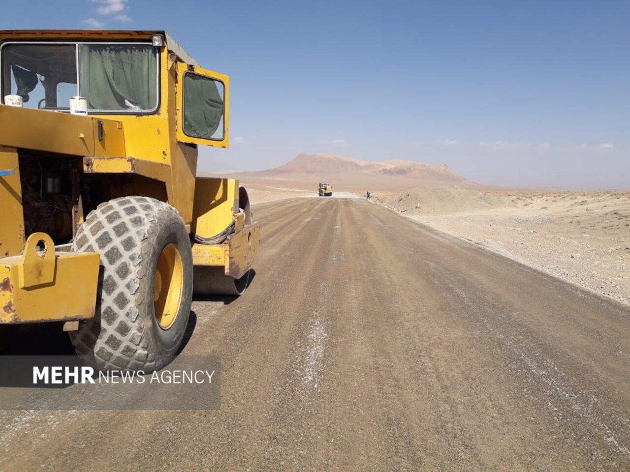 نیاز ۱۰۰۰ کیلومتر جاده در اصفهان به روکش آسفالت