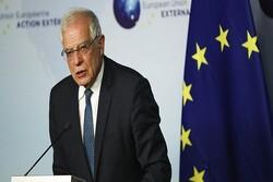Borrell says EU has no 'Plan B' on Iran