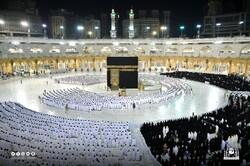 مسجدالحرام اور مسجد نبوی میں آج سے سماجی فاصلے کی پابندی ختم