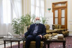 قاليباف يشدد على ضرورة تعزيز العلاقات البرلمانية بين إيران وروسيا