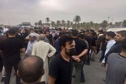 عراقيون ينزلون الشارع احتجاجاً على نتائج الانتخابات