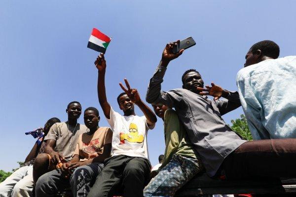 سودان،تظاهرات،كشور،عمر،سياسي،اعتراضها