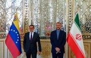وزیر امور خارجه ونزوئلا با امیرعبداللهیان دیدار کرد