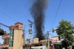 افغانستان ... انفجار قوي يهز مدينة جلال آباد