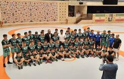 یزدانی: امیدوارم شما را در میادین جهانی و المپیک ببینم