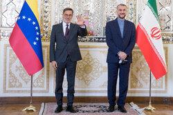 دیدار وزرای امور خارجه ایران و ونزوئلا